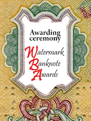 Watermark Banknote Awards